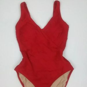 Gottex one piece swim suit